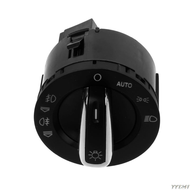 New 4F1941431E Headlight Switch For AUDI A6 S6 C6 RS6 A6 <font><b>Allroad</b></font> Quattro A3 Q7-W212 image