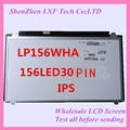 15.6 polegada 1366*768 IPS LED lcd tela EDP LP156WHA SPA1 LP156WHA-SPA2 VISOR DO PAINEL de LCD LED