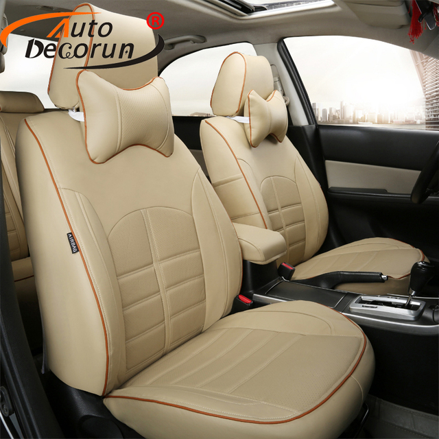 Autodecorun Custom Cover Seats For Subaru Legacy 2008 2007 2010 Car Seat Covers Set Cushion
