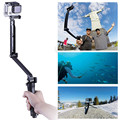 Mcoplus 3 Way Selfie Monopod Mini Folding Holder Stick for Gopro Hero 4 Session 2 3 3 + Sj4000 5000 6000 Camera
