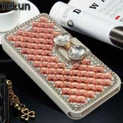 На Алиэкспресс купить чехол для смартфона yelun for lenovo k8 k8 note zuk edge pb2-690n pb2-670n k10 p2 a1010 k6 case bling crystal flip pu leather rhinestone phone case