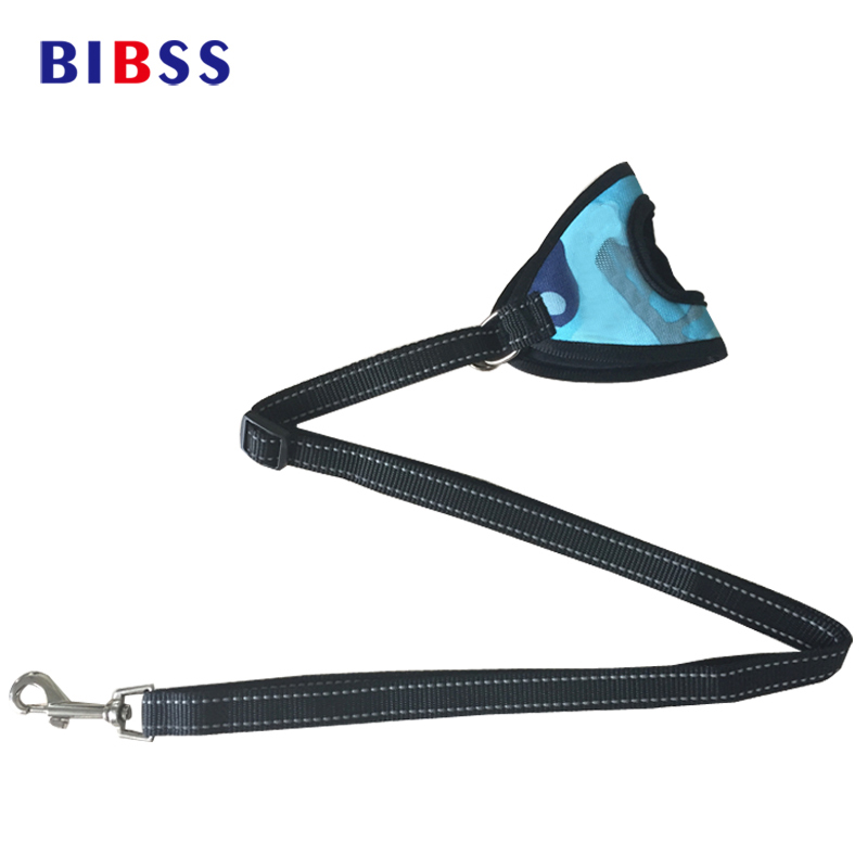 140CM Pet Dog Leashes running jogging Puppy Free Hand-held Dog Lead Collar Harness Sport Adjustable Walking Leashes for Dogs