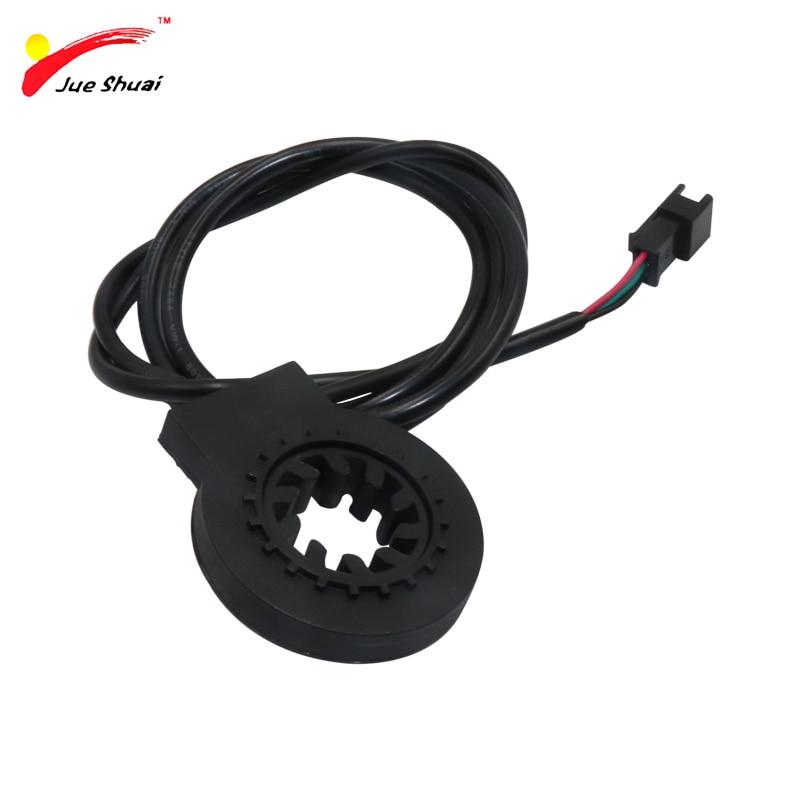 Pedal Sensor E-Bike PAS KT-V12L Sensor for 24V 36V 48V E-bike pedelec Julet//JST