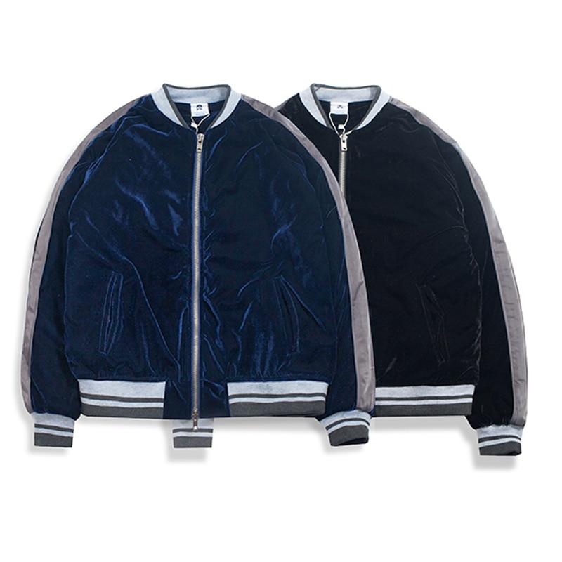 2015 Neue Ankunft Winter Hiphop Baseball Uniform Dicke Jacke Oberbekleidung Jacke Ma1 Bomber Jacken Männer Warme Mäntel Streetwear äRger LöSchen Und Durst LöSchen