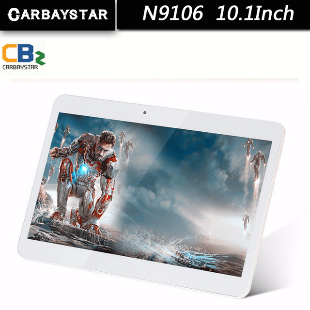 Carbaystar n9106 tableta androide 3g tablet pc 10.1 pulgadas android 4.42 inteligente tablet pc 2 gb ram 32 gb rom tablet portátil