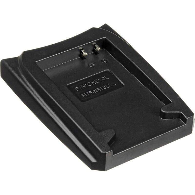 2pcs/lot NB-10L NB10L Battery Charger Plate For Canon PowerShot SX60 HS, SX50 HS, SX40 HS, G15 G16 G1 X