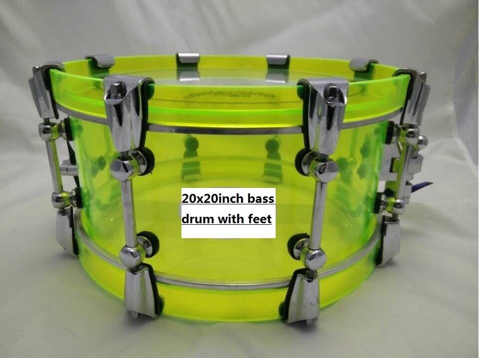 бас-барабан ноги