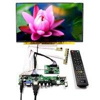 ТВ + PC + HDMI + CVBS + RF + USB драйвер платы 13,3 дюймов N133HSE EA1 1920x1080 ips ЖК дисплей Экран
