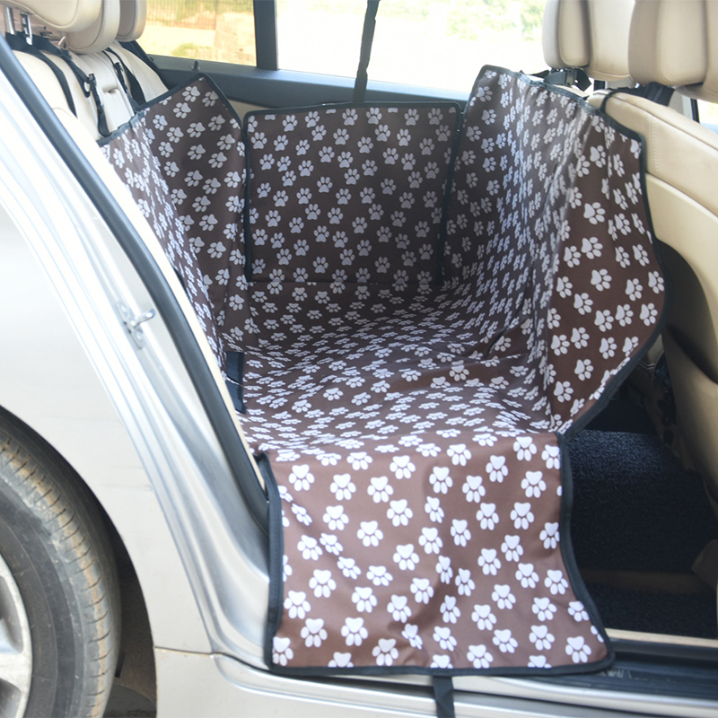 Dog Car Seat Covers for Back or Front Seat