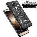 Для Huawei Mate 9 Case/Для Huawei Mate 9 Про Назад крышка Случая Телефона антидетонационных Броня Кремния Протектор Принципиально Капа Для Мужчин Мужской