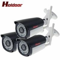 3 Pz IP Camera Wifi 1080 P Con Vidio Rete P2P Onvif Sicurezza Esterna 1080 p Impermeabile Night Vision Wifi Sistema