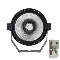 NEW Led Par Light 30W RGBW 4IN1 DJ Party Lights COB Par Cans DMX 8 Channel Good for Decoration Sound Active
