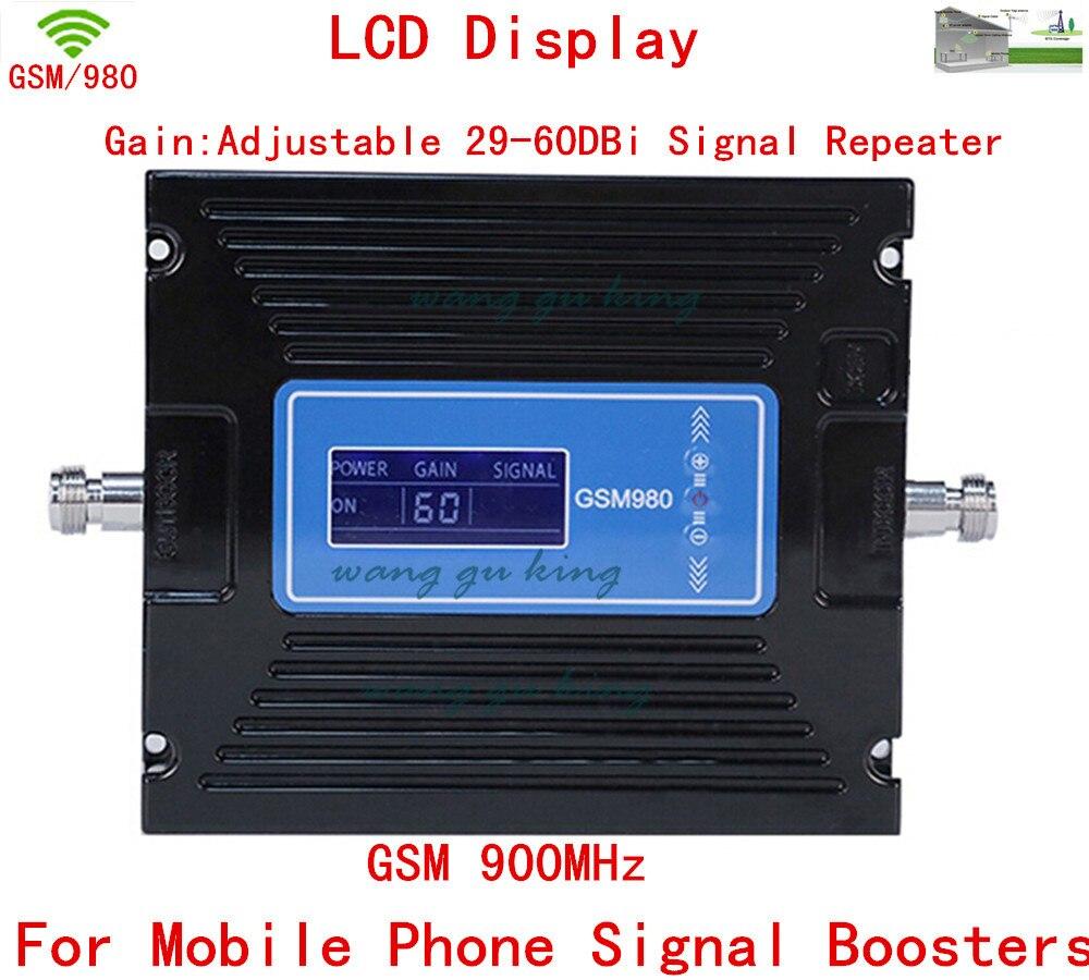 Pour La Russie CE approuvé GSM booster 60dbi PAS DÉRANGER STATION DE BASE téléphone booster répéteur GSM répéteur booster, GSM 900 mhz booster