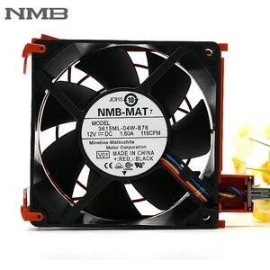 Вентилятор охлаждения процессора для 1900 PE2900 вентилятор C9857 JC915 Сервер вентилятор охлаждения в сборе 3615ML-04W-B76 PE1900 2900