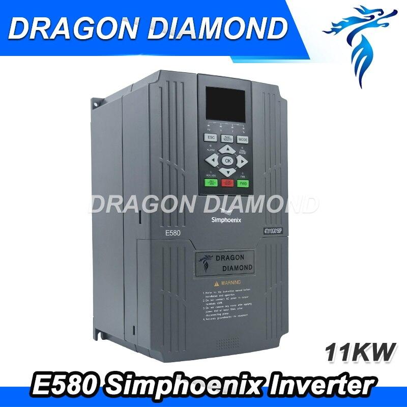 CNC inverter SUNFAR E580-4T0110G frequenz inverter 4kw AC220V AC380V VFD Inverter für spindel motor