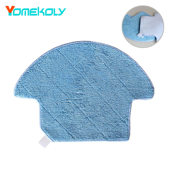 1PC Mop Cloth for ILIFE V7S / V7S PRO Robot Vacuum Cleaner Mopping Cloths Pads Home Cleaning Accessories Spare Parts 5 pcs lot chuwi ilife robot vacuum cleaner mop cloths for ilife v7s replacement mop cleaning robot vacuum cleaner mop