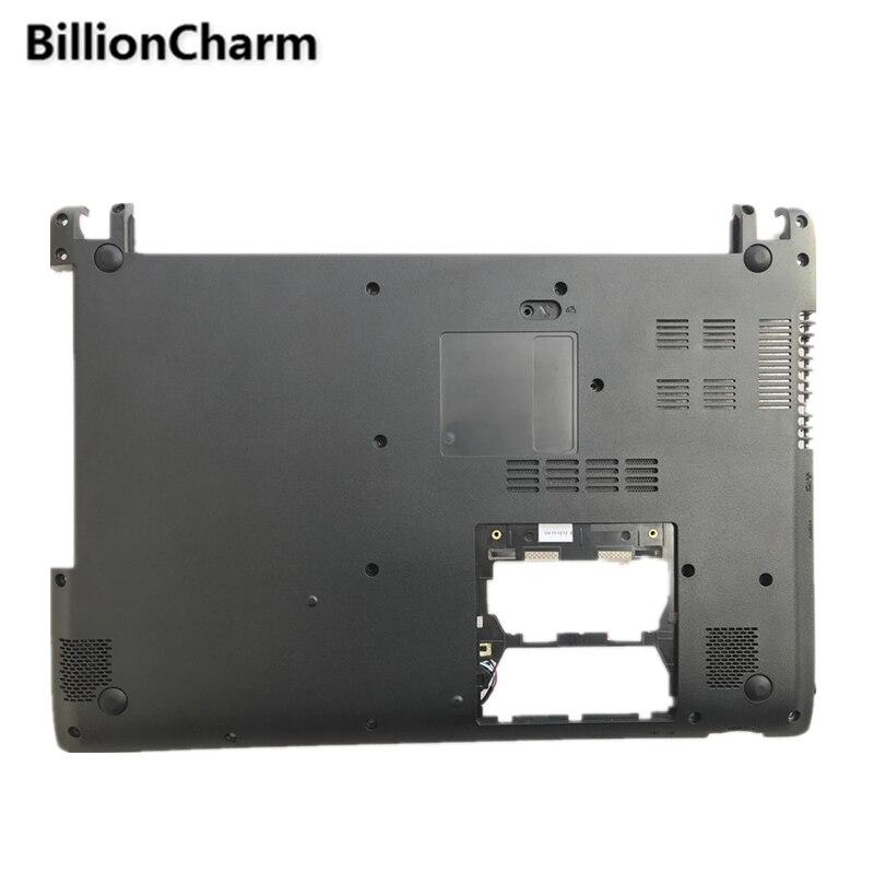BillionCharmn New For Acer Aspire V5-431 V5-431G V5-471 V5-471G Bottom Base Case Cover 60.4TU27.001 D Shell Non-touch 14 touch glass screen digitizer lcd panel display assembly panel for acer aspire v5 471 v5 471p v5 471pg v5 431p v5 431pg