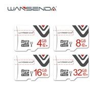 Original WANSENDA Memory Card 4GB 8GB 16GB 32GB 64GB Micro Sd Card Class 6 Class10 High