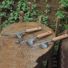 Садовые инструменты для прополки ручной инструмент для прополки с эргономичной ручкой садовый газон сельхоз трансплантация садоводческий Бонсай инструменты вилка