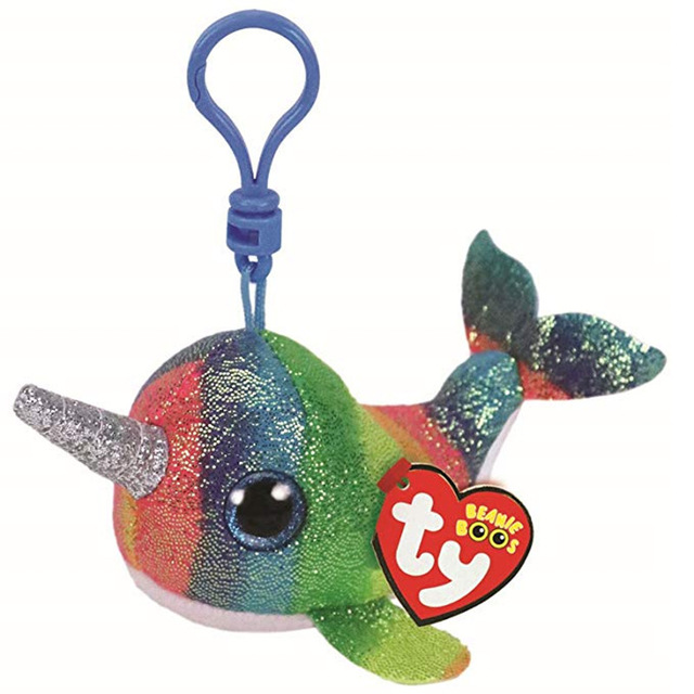 Ty-Beanie-Boos-4-10cm-Narwhal-Keychain-clip-Stuffed-Plush-Collectible-Big-Eyes-Doll-Toys-for.jpg_640x640
