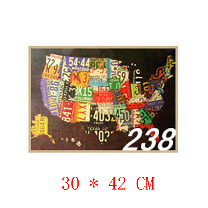 Online Buy Wholesale American Paper Plates From China American - Us map paper plates