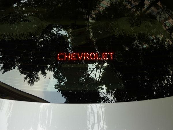 CHEVROLET red 1