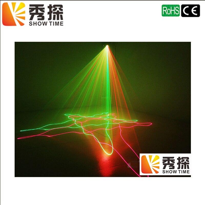 Бесплатная доставка DJ лазерный сценический Свет Полноцветный 96 RGB узоры проектор сценический эффект освещение для дискотеки Xmas вечерние 1 г...
