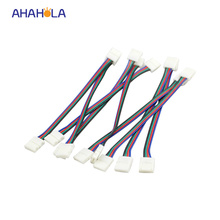 5050 LED RGB Strip Extension Connector Cable