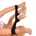 Wrist Bondage Hand Cuffs Leg Restraints Slave Sex Toys For couple L-56
