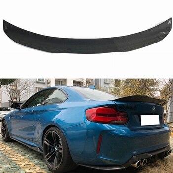 Voor BMW F22 Spoiler 2 Serie Coupe Cabrio kofferbak Koolstofvezel achtervleugel Spoier 218i 220i 228i M235i 2014- 2018 PSM stijl