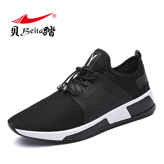 Beita 2017 NEW breathable running shoes,super light sneakers wearable men athletic shoes,brand sport shoes running men shoe