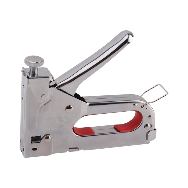 BORUiT Multitool Nail Staple Gun Furniture Stapler For Wood Door ...