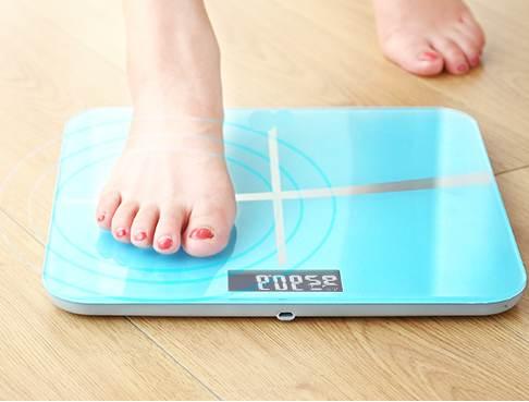 Balance de graisse corporelle balance de mesure de poids domestique santé humaine pesage électronique connexion Bluetooth Instrument de téléphone offre spéciale