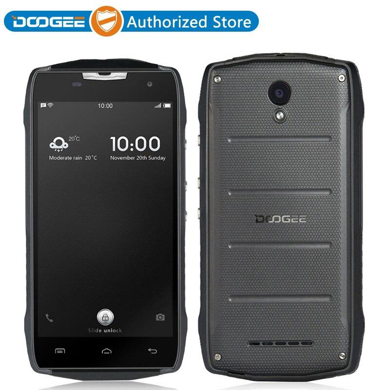 """bilder für Doogee t5 lite smartphone 5,0 """"android 6.0 4500 mah ip67 wasserdichte cellphonequad core mtk6735 2g ram + 16g rom handy celular"""