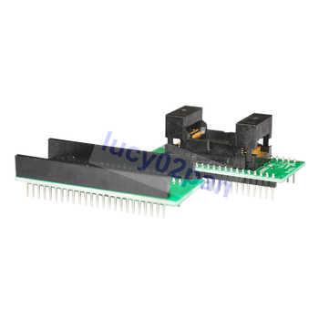 Original TNM TSOP32/40/48 ADP548T2 for all TSOP48/40/32 chips nand flash adapter socket for TNM5000 USB Universal Programmer