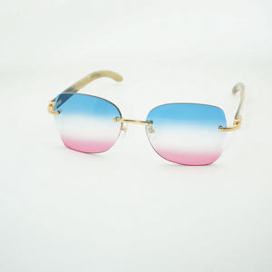 Sereseng Sunglasses Frame Men Sun Glasses Vintage Oculos