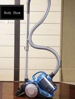 By DHL 1 Set 2016 Home Handheld Washing Vacuum Cleaner Steam Mop Carpet Cleaner Mites Vacuum
