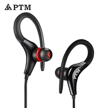 Hot Sale 3 5mm PTM Earphones Headphone Headsets Super Bass Stereo Earbuds for Mobile Phone for