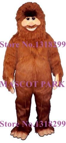 Big Foot Mascot Costume Bigfoot Theme Anime Cosplay costumes Carnival Fancy dress Fursuit Kits for shool  sc 1 st  AliExpress.com & Big Foot Mascot Costume Bigfoot Theme Anime Cosplay costumes ...