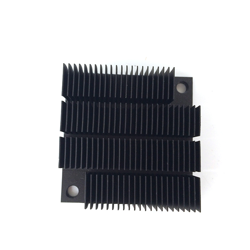Image 5 - Aluminum HeatSink Heat Sink radiator for electronic Chip LED RAM COOLER cooling 40*40*12.7mm Aluminum High Quality YL 0030-in Fans & Cooling from Computer & Office