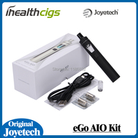 100 Original Joyetech EGo AIO Kit All In One Style 2ml Capacity 1500mah Battery AIO Starter