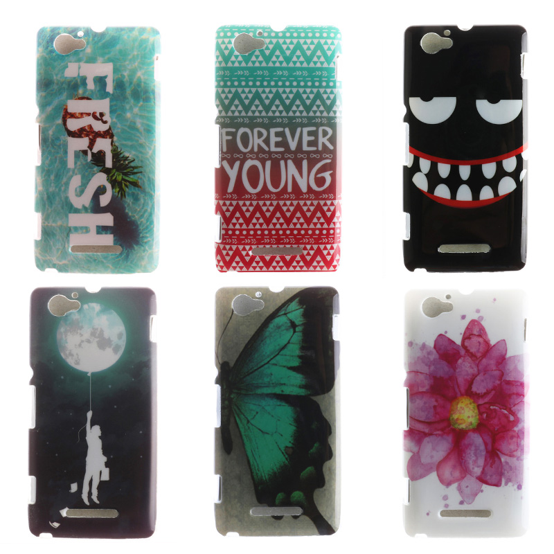 Soft Silicone Case for Sony Xperia M Dua