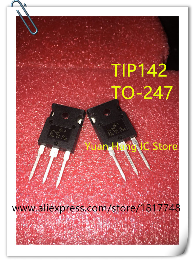 TIP147 6-month Warranty   **Ships from the USA**