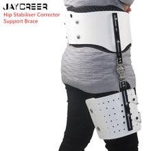 JayCreer фиксация бедер, ортопедический удлинитель, Стент, трещины бедра, коррекция, Защитное приспособление, поддержка талии, размер макс. 114 см