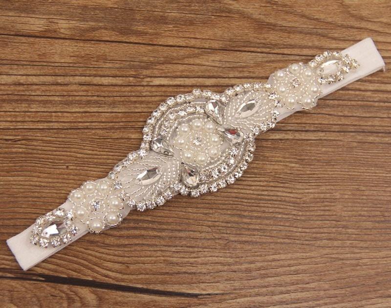 Девушка горный хрусталь повязка для Женские аксессуары для волос кристалл оголовье Крещение повязка 2 шт./лот женщин оголовье