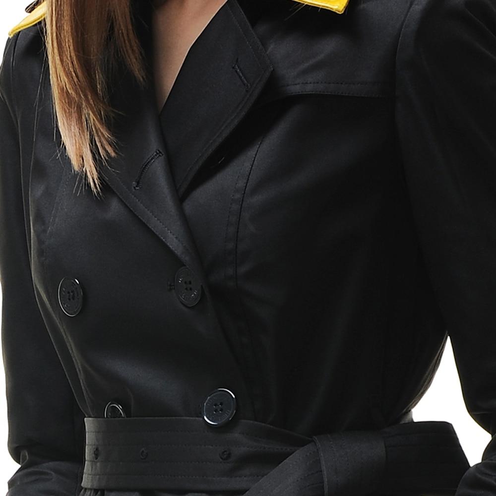 And Modèles Red Style black Ornamen Longue Coupe black black Orname Black Simple Yellow Veste Orna Ursmartms Féminins Vent Artistique Green Tunique Mode Orange Tri pO7WqnXUw