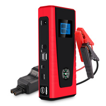 rtable Starting Device Multi-Function 12V Jump Starter Power Bank High Power Charger For Car Battery Booster Buster