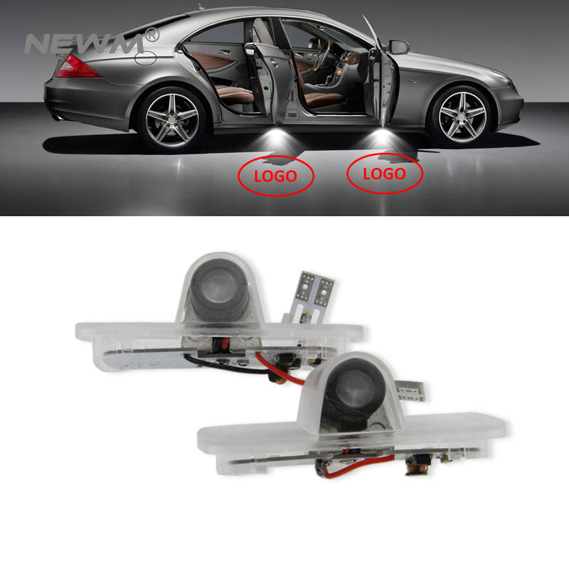 LED Car Door Welcome Laser Projector Logo Door Ghost Shadow LED Light for Honda Accord Crosstour