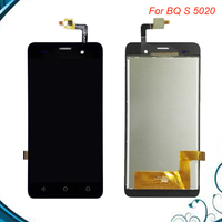 100 Tested OK For BQ BQS 5020 BQS 5020 Strike LCD Display Touch Screen Assemble Replacement
