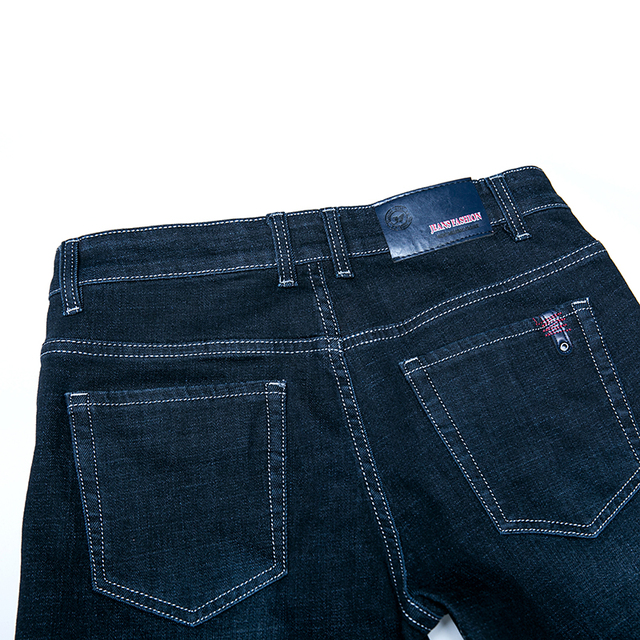 Men's Straight Casual Jeans 4